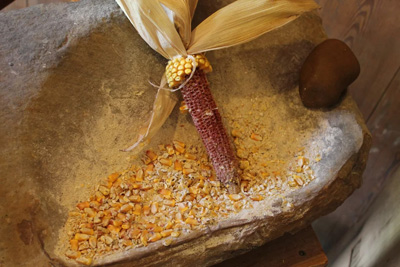 Corn Grinding